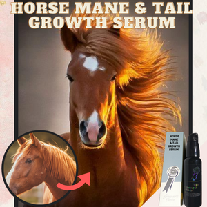 Horse Mane & Tail Growth Serum