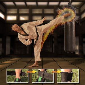 [PROMO 30% OFF] Taekwondo Kick Trainer Bands