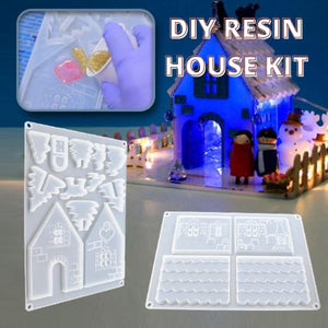 [PROMO 30% OFF] DIY Resin House Kit