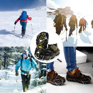 SlipSafe Winter Shoe Snow Ice Grips