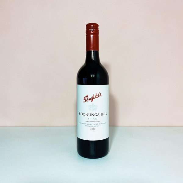 Penfolds Koonunga Hill Shiraz 750ml Red Wine Bottle