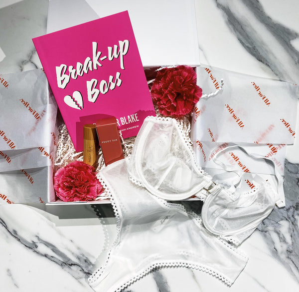 Break-Up Gift Box