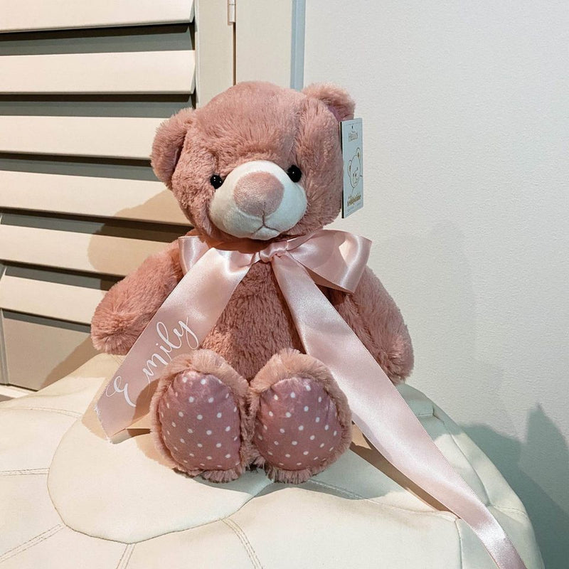 Willow Personalised Teddy Bear