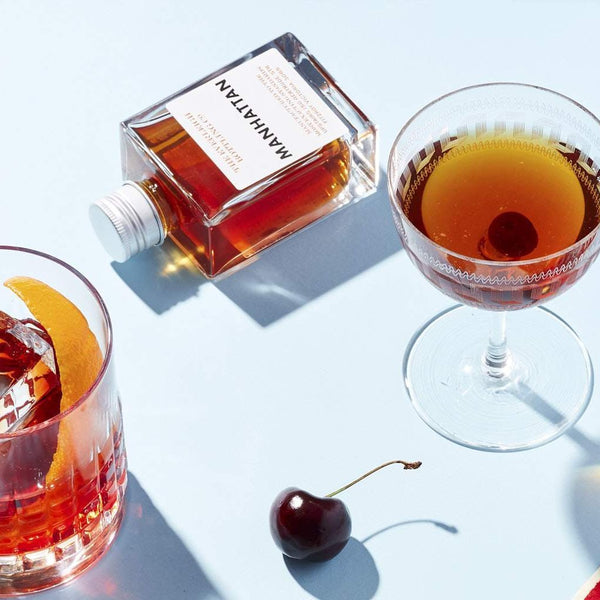 Manhattan Bottled Cocktail
