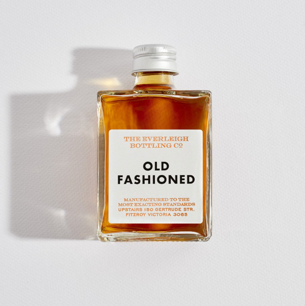 Old Fashioned Bottled Cocktail
