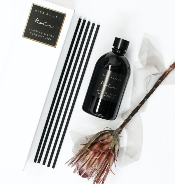 Noir Room Lemongrass & Persian Lime Diffuser 250ml