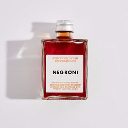 Negroni Bottled Cocktail