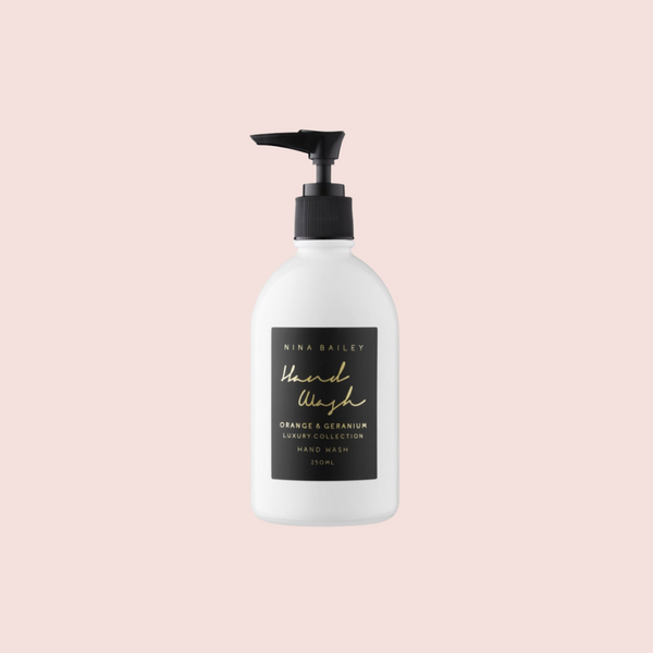 Blanc Orange & Geranium Hand Wash