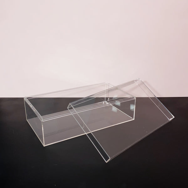 Personalised Acrylic Box
