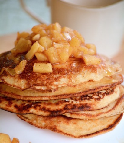 Pancake of the Month: Apple Pie Pancakes D