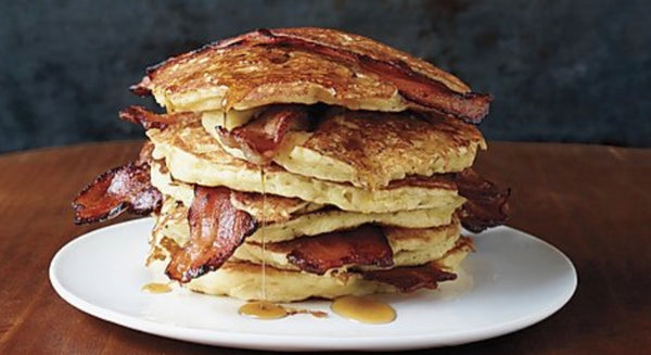 Maple Bacon Pancakes R