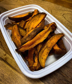 Sweet Potato Wedges Bulk