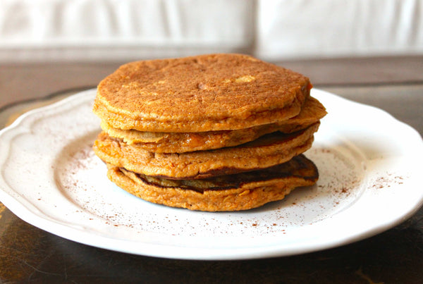 Pancake of the Month: Sweet Potato Pancakes D