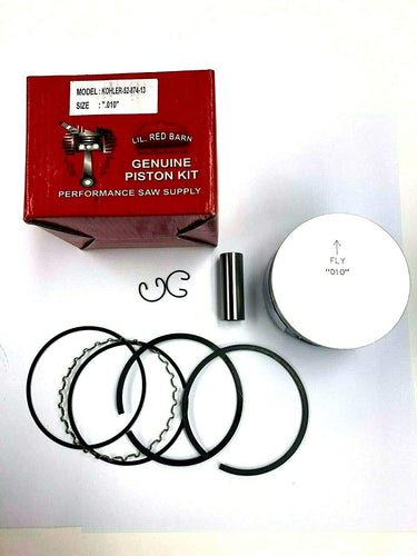 Includes Piston Rings and Connecting Rods MV16 Gasket Set Lil Red ...