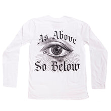 Load image into Gallery viewer, As Above So Below Long Sleeve