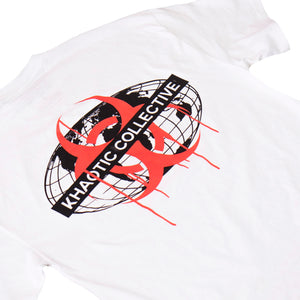 GLOBAL HYSTERIA HEAVY-WEIGHT T-SHIRT