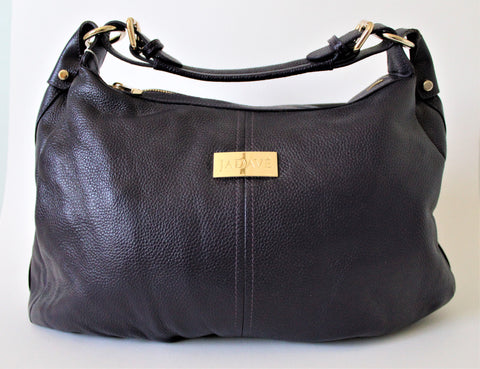 best leather bag black nd studio