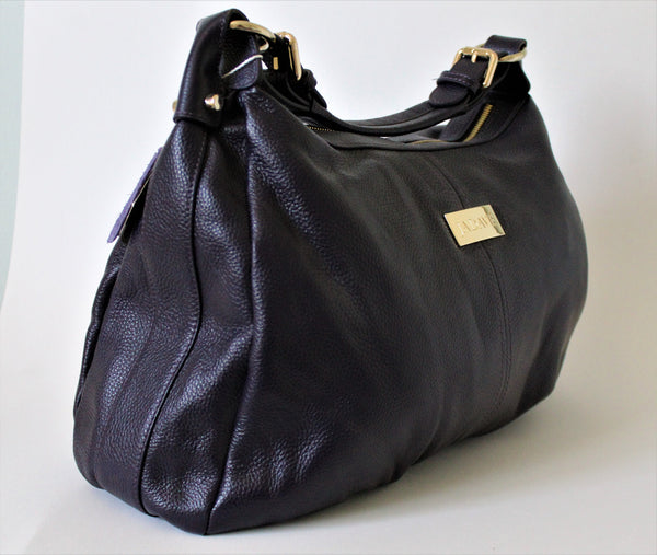 Genuine Leather Bag With Handle