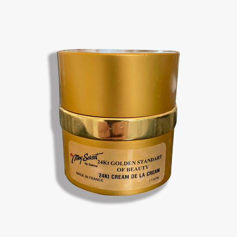 24K Cream De La Cream (made in france)