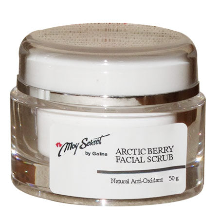 Arctic Berry Facial Scrub--2 pack