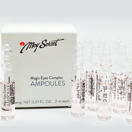 Magic Eyes Complex 25 ampoules (Made in Germany)