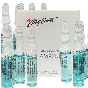 Lifting Complex Ampoules| SmOOOthLifting 25 ampoules (Made in Germany)