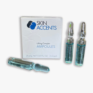 Skin Accents Lifting Complex Ampules (25 x 2ml. each)