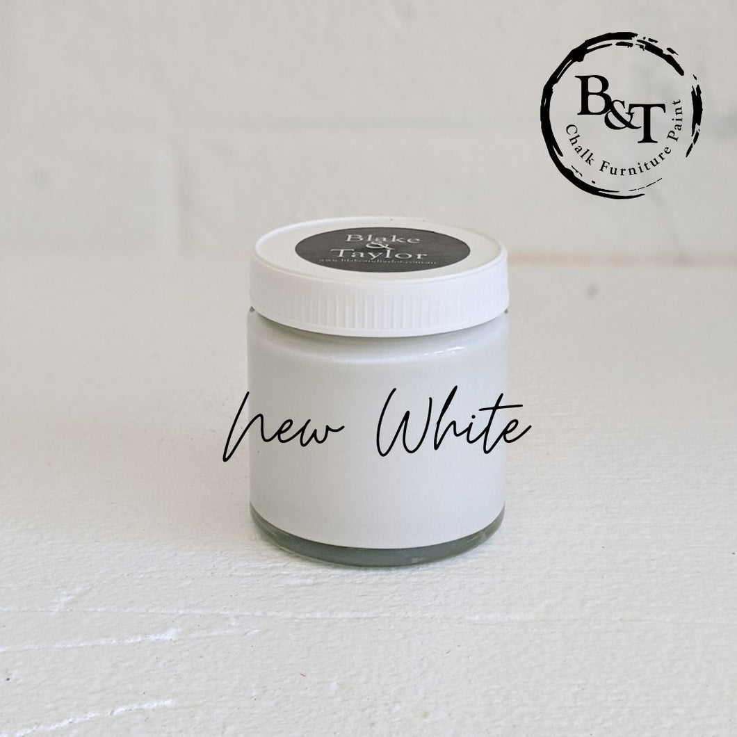 New White - 120ml