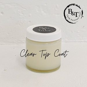 Clear Top Coat - 120ml