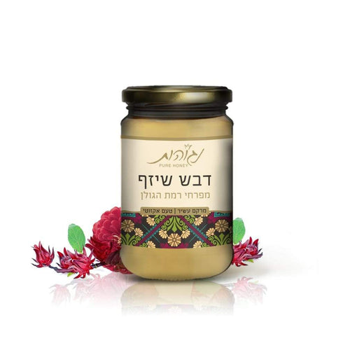 Premium Jujube Sidr honey 350 gr *Limited Edition* - Negohot - Israel Menu
