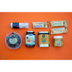 Israel Healthy Food Gift Box - Israel Menu - Israel Menu
