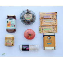 Load image into Gallery viewer, Israel Healthy Food Gift Box - Israel Menu - Israel Menu