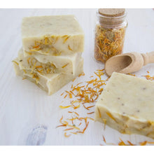 Load image into Gallery viewer, Facial soap with chamomile and calendula - Tree of Life - Israel Menu