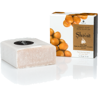 Creamy Date Soap with Olive Oil-Shivat-Israel Menu