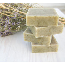 Load image into Gallery viewer, Limonana soap with Lemon and spearmint essential oils - Tree of Life - Israel Menu