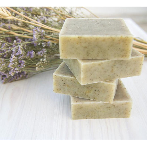 Limonana soap with Lemon and spearmint essential oils - Tree of Life - Israel Menu