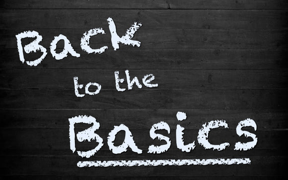 Back To The Basics (Series)