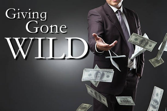 Giving GONE Wild (Series)
