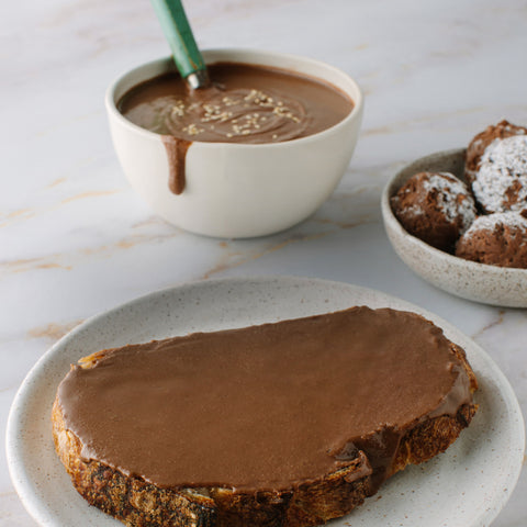 Chocolate Sesame Spread