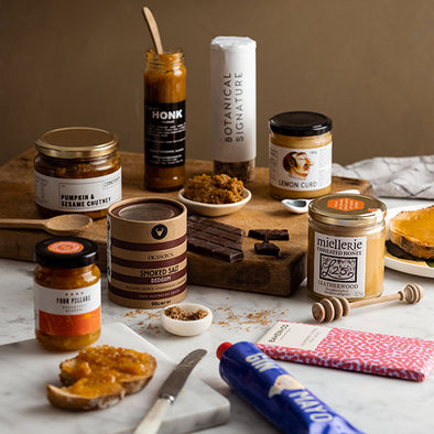 Introducing the Gourmet Imaginarium Hamper