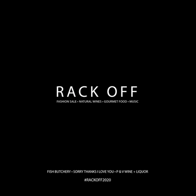 RACK OFF IS COMING