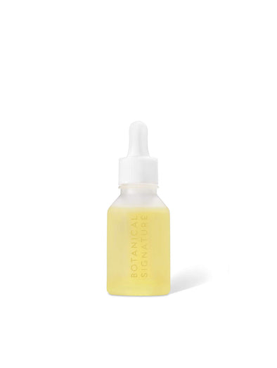 Botanical Signature Brightening Face Oil Serum