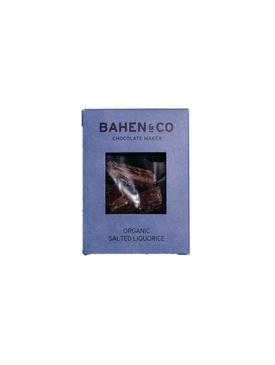 Bahen & Co Chocolate Covered Licorice