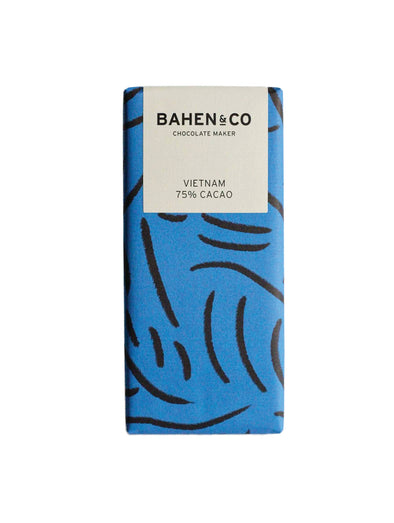 Bahen & Co Vietnam 75% Dark Chocolate