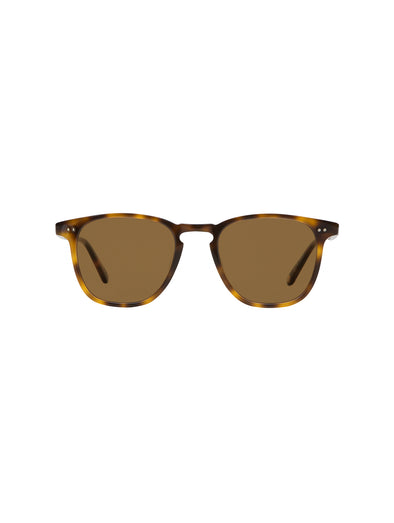 Garrett Leight - Brooks Tortoise