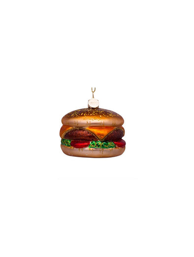 Vondels Burger Christmas Tree Decoration