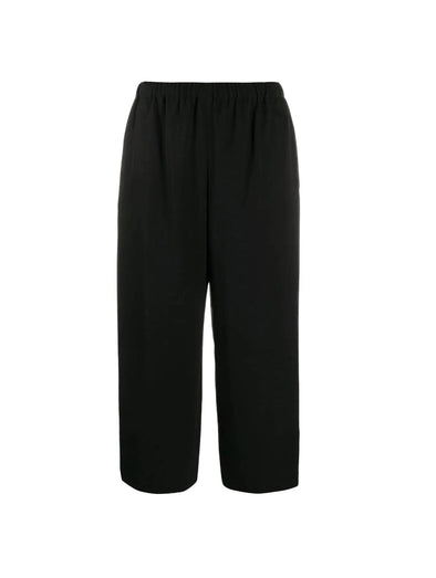 CDG CDG Black Wide Leg Pants