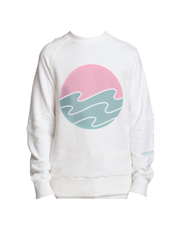 Crowther Plant All At Sea Sweat Shirt