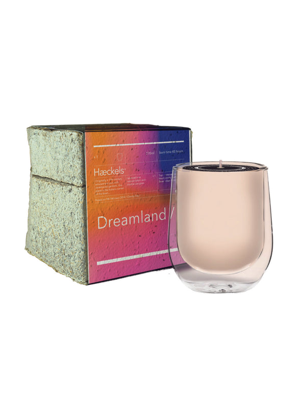 Haeckels - Dreamland Candle