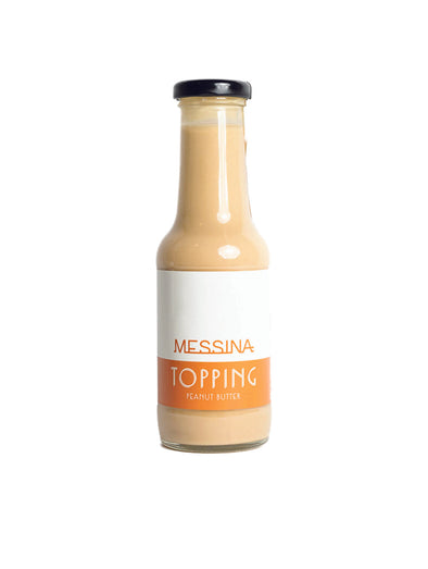 Messina Peanut Butter Icecream Topping